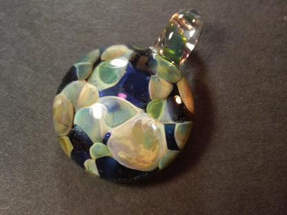 妖艶ガラス 『石』