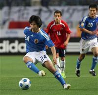 日本代表新人