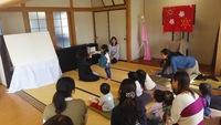 2016年10月13日(木)上桜木子育てサロンに訪問しました♪
