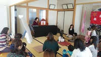 2017年11月9日(木)上桜木子育てサークルへ訪問しました♪