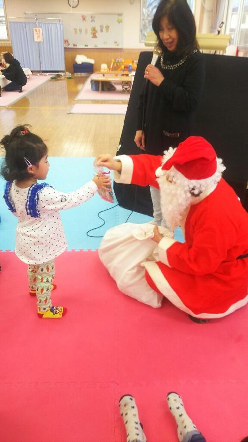 12月15日(金)「おはなしタイム」クリスマスバージョン♪