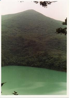 新澪池(三宅島)