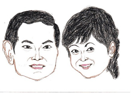 山内賢 和泉雅子