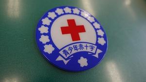 青少年赤十字登録式