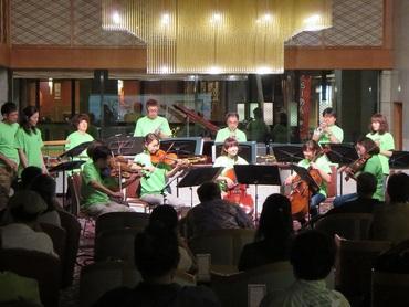 10月18日(火)ロビーコンサート