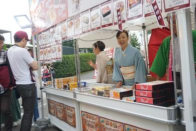 Koboパークみやぎにてお弁当を売ってきましたよ!