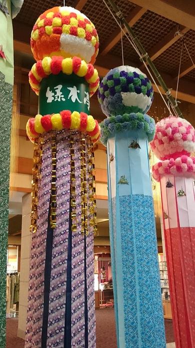 仙台七夕祭り開幕です