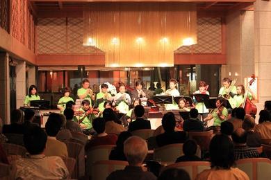 10/18都響メンバーによるロビーコンサート