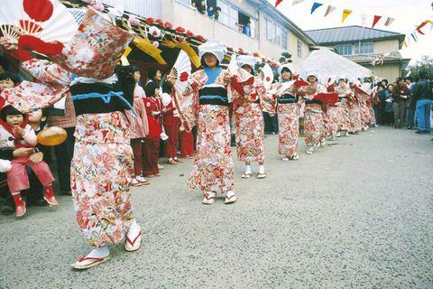 【ものうふれあい祭2016 はねこ踊りフェスティバル in 桃生】が開催されます