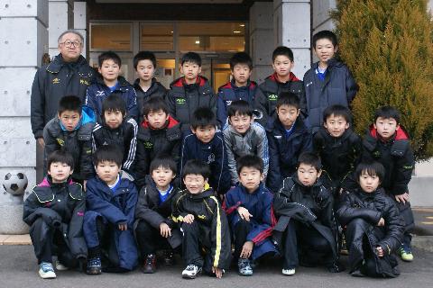 外旭川サッカースポーツ少年団様にご宿泊いただきました