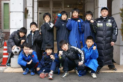 江釣子FC様にご宿泊いただきました!