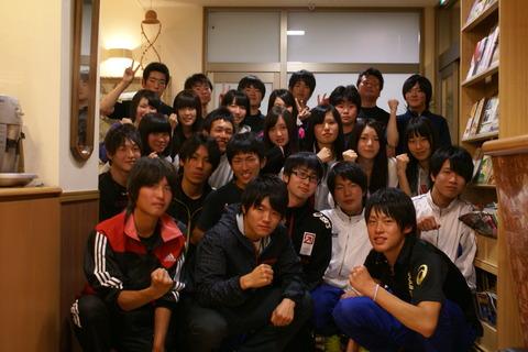 宮城県登米高等学校陸上部のみなさまにご宿泊いただきました!