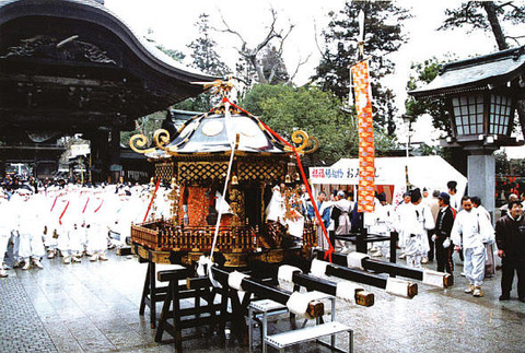 今月末【竹駒神社初午大祭】が開催されます