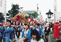 【竹駒神社秋季大祭】が開催されます