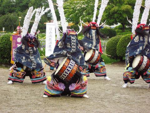【第30回みちのく鹿踊大会】が行われます