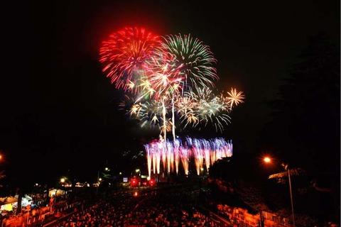 明日、【第48回仙台七夕花火祭】が開催されます