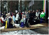 【箟岳・白山祭】が開催されます
