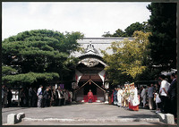 【金華山黄金山神社例大祭】が開催されます