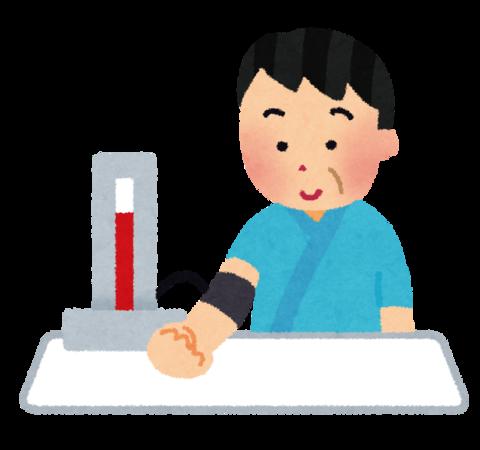 今日は「高血圧の日」だそうです……