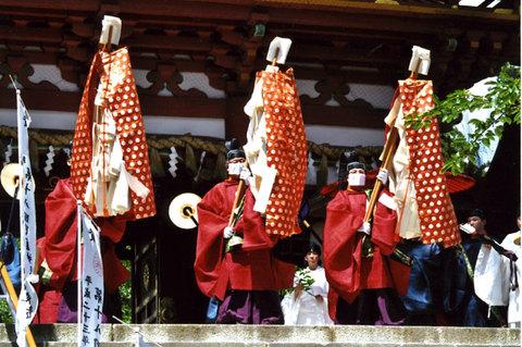 【鹽竈神社例祭】が斎行されます