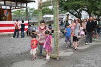 【吉岡八幡神社・輪くぐり】が開催されます