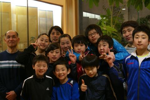 仙台スピン体操クラブの皆様にご宿泊頂きました!!