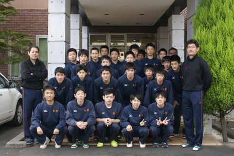 東陵高校バレーボール部の皆様にご宿泊頂きました!!