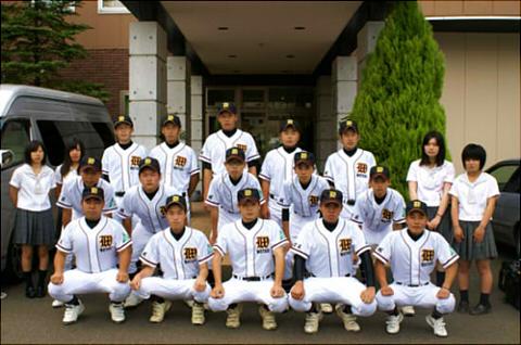 宮城県亘理高等学校野球部様にご宿泊いただきました
