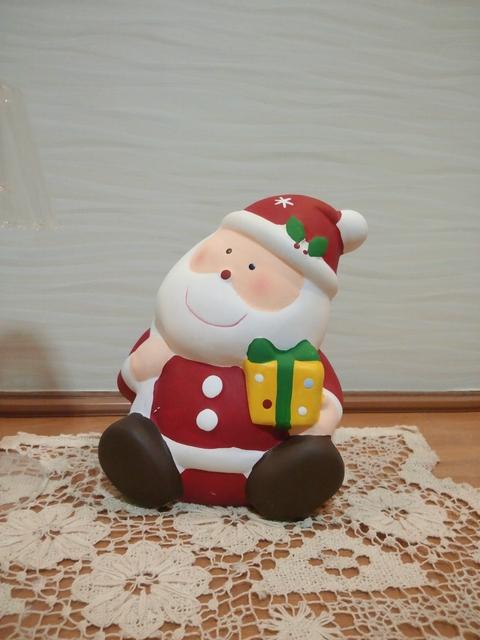 今日で11月最後。先日クリスマスの飾り付けをしました!