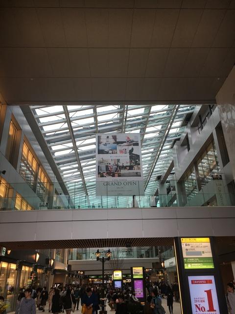 エスパル仙台の新館「東館」に行ってみました!