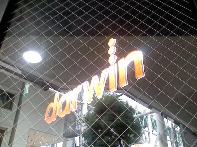 darwin OPEN!!