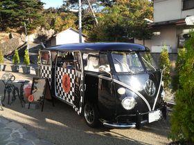 イベントで見かけたら・・・VWバス