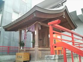 縁結びの社・・・野中神社
