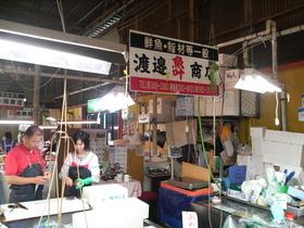 秋刀魚を食べに・・・塩釜卸売市場