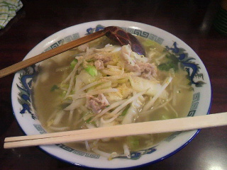 復興への味・・・石巻・大王(ターワン)