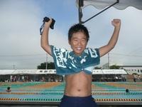 仙北青少年水泳大会