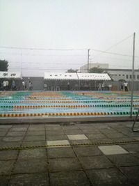 仙北水泳大会