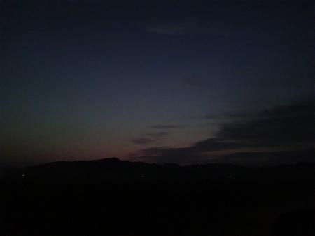 3:30の空