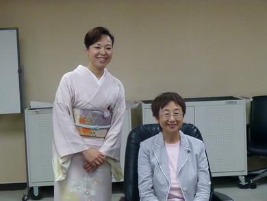 仙台市長とカフェトーク