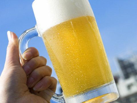 【世界のビール祭】が開催されています!