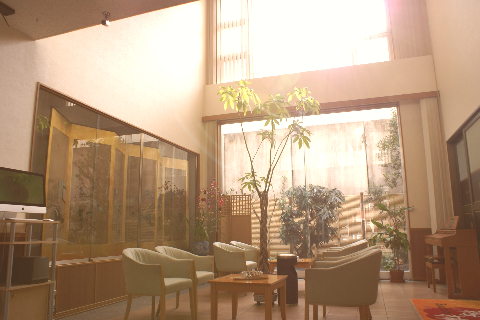 ☆丘のホテルの良い所☆