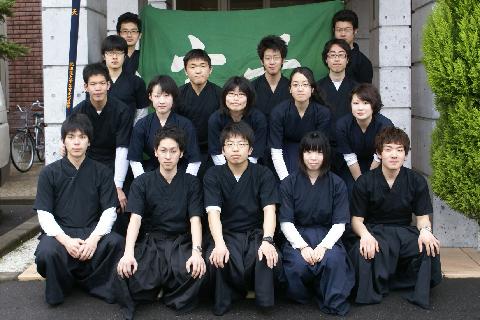 北海道大学体育会弓道部様にご宿泊いただきました!