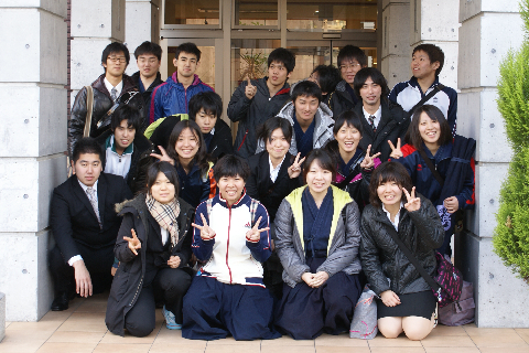 弘前大学剣道部様にご宿泊いただきました!