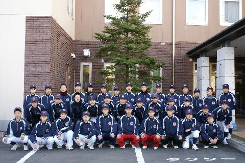 弘前市立第一中学校野球部様