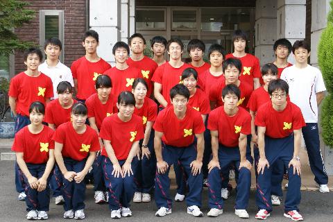 慶應義塾体育会器械体操部様にご宿泊いただきました!