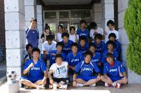 新地高等学校サッカー部様