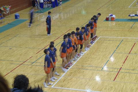 東陵高校バレーボール部様の写真が!