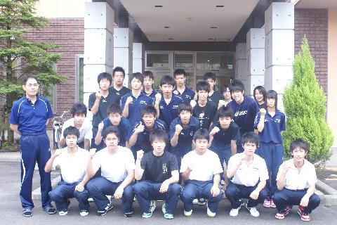 東陵高校バレーボール部様にご宿泊いただきました!