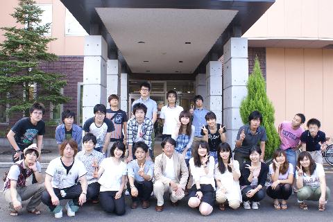 法政大学廣瀬ゼミ様にご宿泊いただきました!