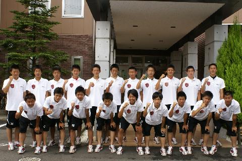 ☆湯本高校サッカー部の皆様にご宿泊いただきました☆